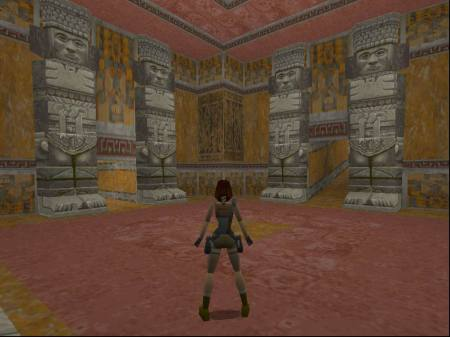 Lara Croft explores the Tomb of Qualopec (Photo credit: Tombraiders.hu)