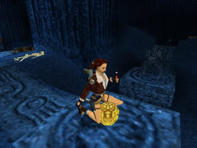 In TRII: The Golden Mask, Lara visits the Aleutian Islands in search of the Golden Mask of Tornarsuk (Photo credit: Sheepman)