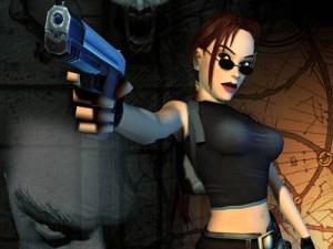 Lara Croft: Glitch Hunter (Image credit: Tombraidergirl.Com)