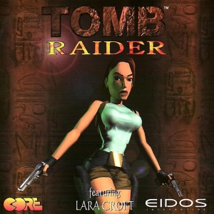 Lara Croft, kicking butt since 1996.