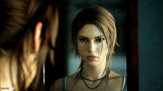 Where will Lara go next? (Image credit: Katie's Tomb Raider Screenshots)