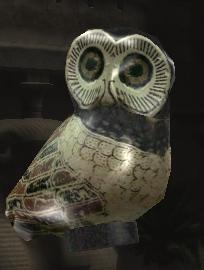 Athenian Owl Figurine (Image credit: WikiRaider)