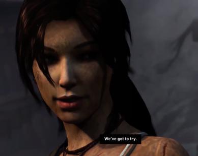 Lara, the ever determined archaeologist (Image credit: Shanthini M)