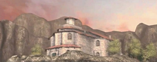 St Francis' Folly as it appears in Tomb Raider: Anniversary