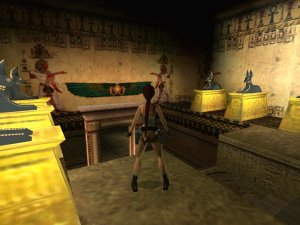 Lara sets off to finish what Howard Carter started
