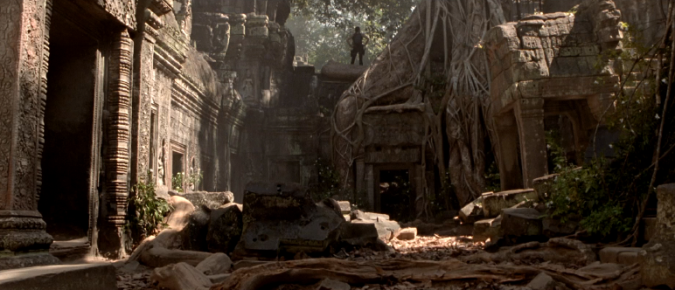 Screenshot from Lara Croft: Tomb Raider
