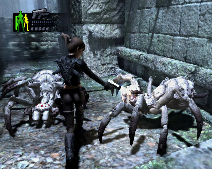 The 10 Scariest Tomb Raider Enemies The Crystal Dynamics Years