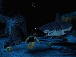 Shark from Tomb Raider 2