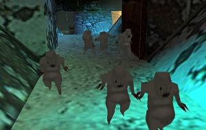 Imps from Tomb Raider Chronicles