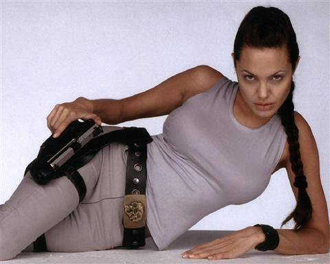 angelina jolie role model essay Whenever angelina jolie makes a decision about ways that she will try to keep her own time bomb from going off, it lights my fuse.