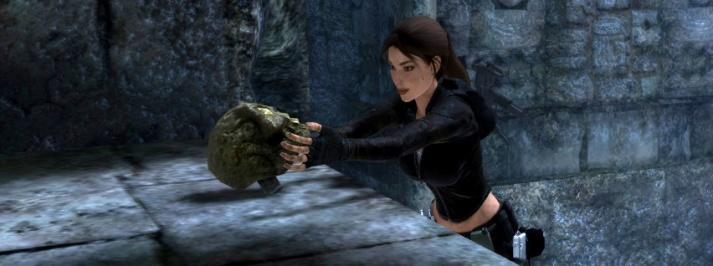 Lara Croft in southern Mexico