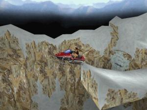 Tibet in Tomb Raider 2
