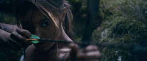 Croft, a fan film starring Cassandra Ebner