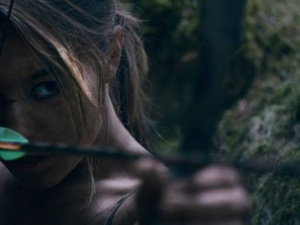 Croft, a fan film starring Cassandra Ebner