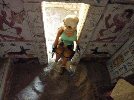 Photo Gallery: Jean Michel Thery's Tomb Raider Models