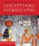 Pocket Guide to Ancient Egyptian Hieroglyphs