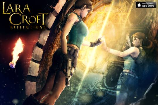Lara Croft: Reflections