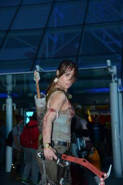 Helen J as Reboot Lara