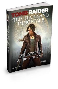 Cover for Tomb Raider: The Ten Thousand Immortals