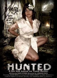 Hunted's Sam Nishimura character poster