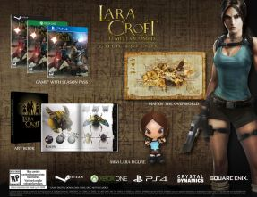 Lara Croft & the Temple of Osiris Gold Edition