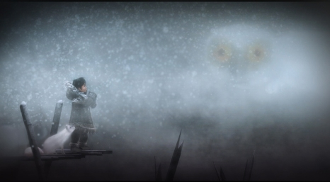 Screenshot from Never Alone