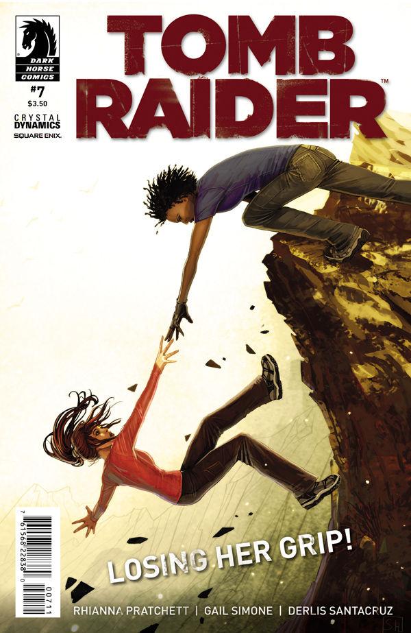 Review Tomb Raider 7 Tomb Raider Horizons