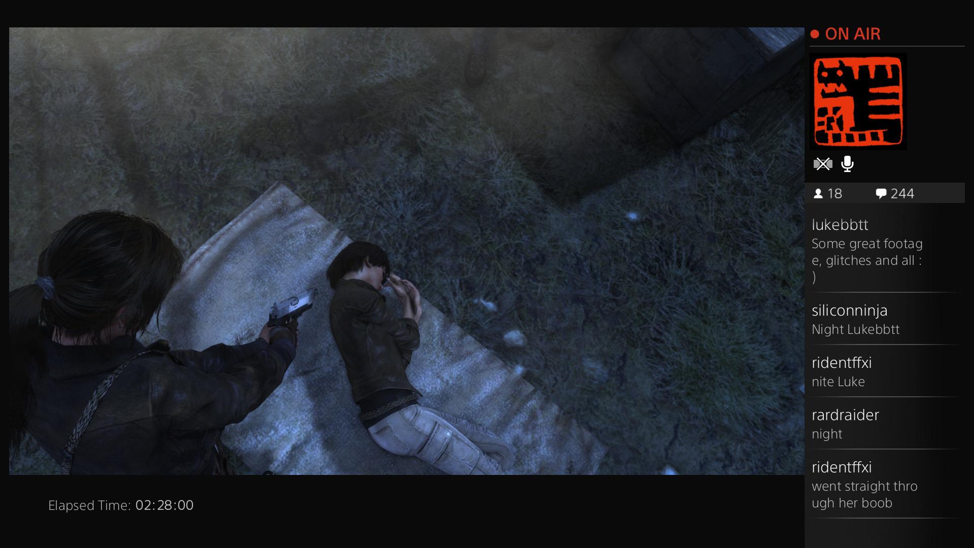 Tomb Raider: DefinitiveEdition