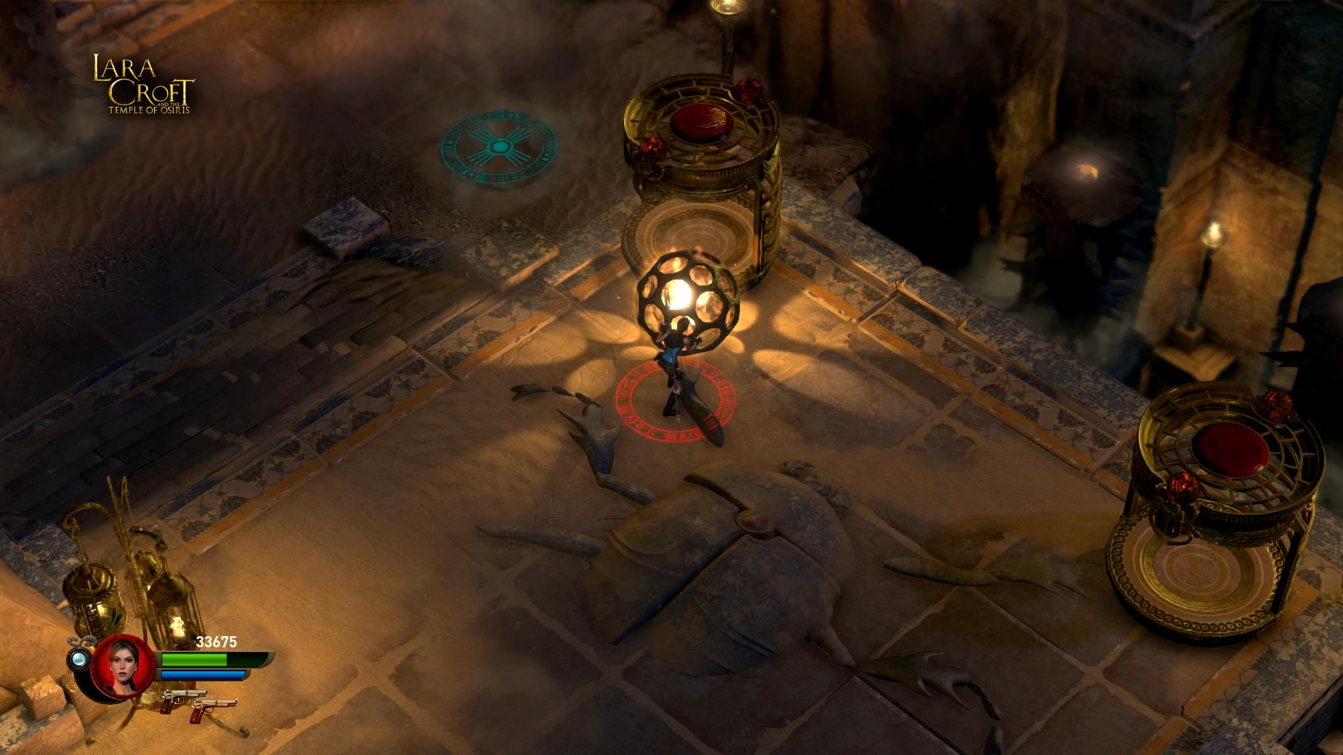 Lara Croft and the Temple ofOsiris