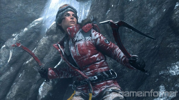 Lara will explore the icy wilderness of Sibera in her next adventure