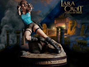 Gaming Heads' latest exclusive Lara Croft statue