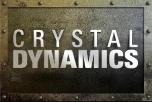 Crystal Dynamics' new logo