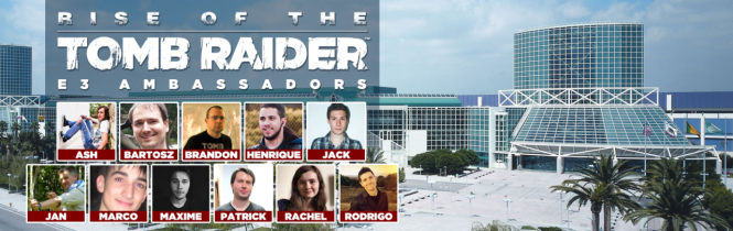 Meet the E3 Tomb Raider Ambassadors