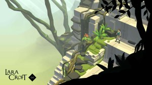 Lara Croft GO, a new mobile adventure by Square Enix Montréal