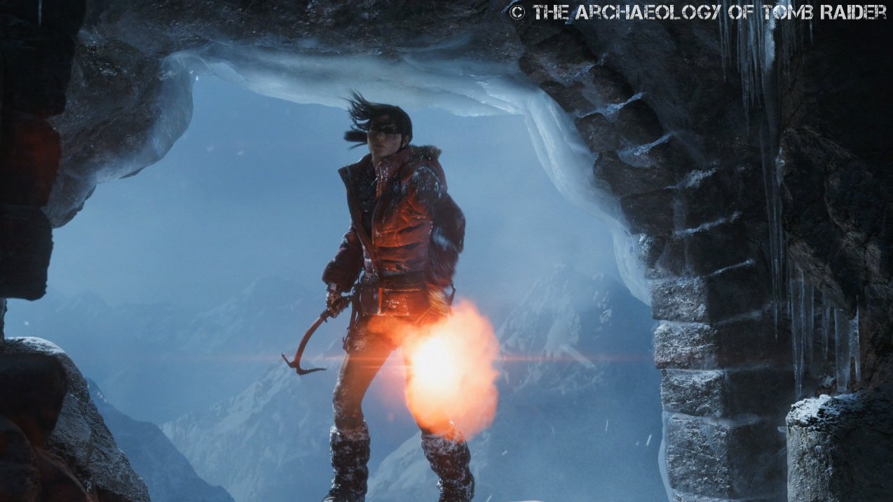 Rise of the Tomb Raider Legend Within24