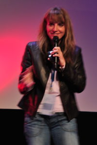 Sarah Maquis in February 2009