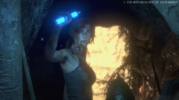 Lara's back for another round of tomb raiding this November