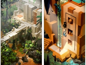 Lara Croft GO, coming to a mobile platform near you on 27th August