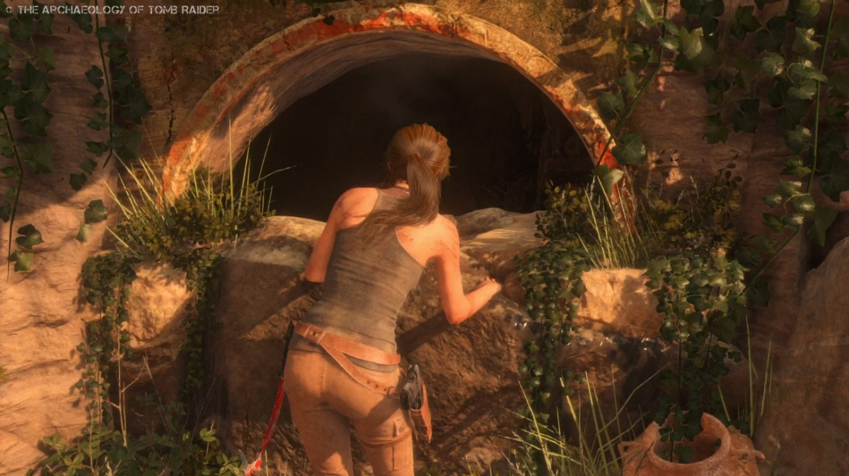 Unearthing 'Rise of the Tomb Raider' Easter Eggs