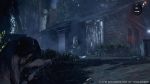 Screenshot from Rise of the Tomb Raider