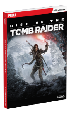 Rise of the Tomb Raider Standard Edition strategy guide