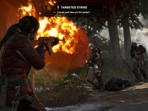 One of Rise of the Tomb Raider's Expedition modes