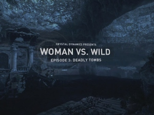 Woman Versus Wild Episode 3: Deadly Tombs