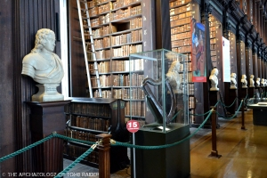 The Old Library at Trinity College, Dublin