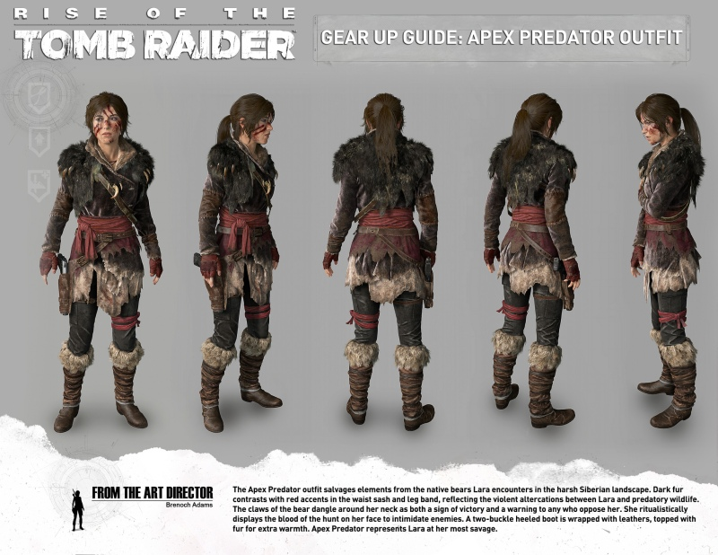 Gear Up Guide: Apex Predator outfit