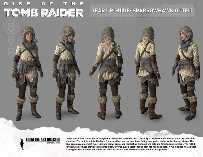 Gear Up Guide: Sparrowhawk outfit
