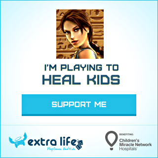 Donate to Extra Life!