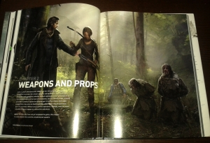 Photo of Rise of the Tomb Raider: The Official Art Book