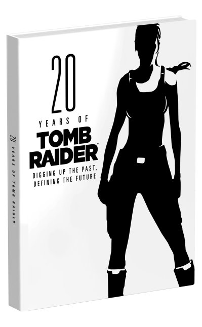 '20 Years of Tomb Raider: Digging Up the Past, Defining the Future' by Meagan Marie