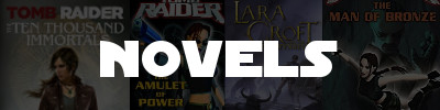 Tomb Raider novels
